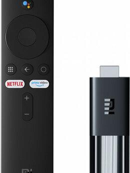 ТВ-приставки и медиаплееры - TV Приставка Xiaomi Mi TV Stick EU (PFJ4098EU), 0
