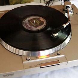 Проигрыватели виниловых дисков - Проигрыватель винила sony PS-T1, 0