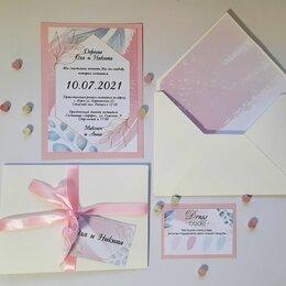 Свадебные украшения - Свадебные приглашение , 0