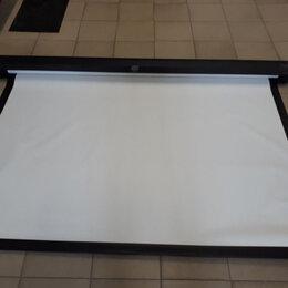 Экраны - Моторизованный экран для проектора (black), 0