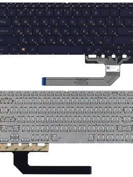 Клавиатуры - Клавиатура для ноутбука Asus ZenBook Flip S…, 0