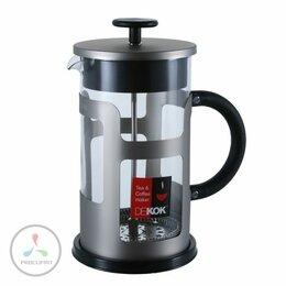 Заварочные чайники - Чайник заварочный (пресс-фильтр) DEKOK CP-1019,…, 0