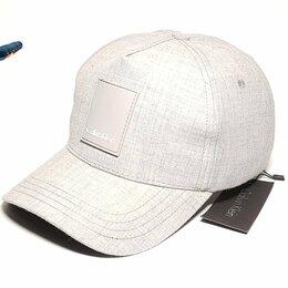 Головные уборы - Бейсболка кепка Calvin Klein (св.бежевый), 0