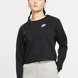 Толстовки - Свитшот S жен. Nike Tech Fleece Crew, 0