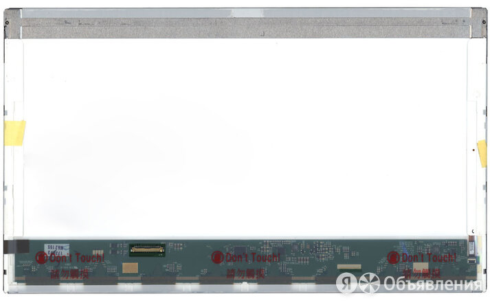 Матрица (экран) для ноутбука HP G72 по цене 5990₽ - Аксессуары и запчасти для ноутбуков, фото 0