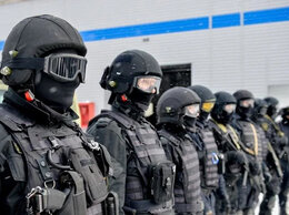 Полицейские - Полицейский (боец) ОМОН, 0
