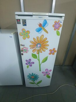 Холодильники - Б у холодильник бирюса 6с , 0