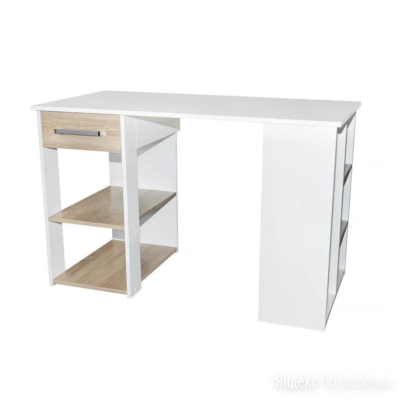 Стол письменный новый по цене 3500₽ - Компьютерные и письменные столы, фото 0