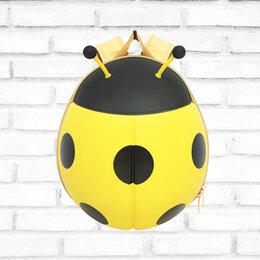 Рюкзаки, ранцы, сумки - Рюкзак Supercute Божья коровка Желтый, 0