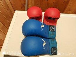 Перчатки для единоборств - Перчатки - накладки для карате WKF Gloves Arawaza, 0