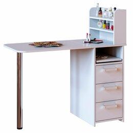 Столы и столики - Стол маникюрный №2 Белый снег, 0