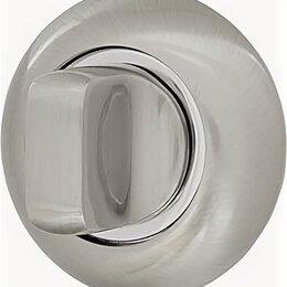 Интерьерная подсветка - Ручка поворотная WC-BOLT BK-1SN/CP-3 Матовый никель, 0