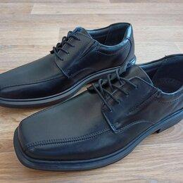 Туфли - Итальянские туфли Claudio 41р Кожа из Финки, 0