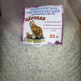 Наполнители для туалетов - Кошачий наполнитель комкующийся впитывающий, 0