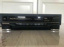 Видеомагнитофоны - Видеоплеер Panasonic NV-P04REE, 0