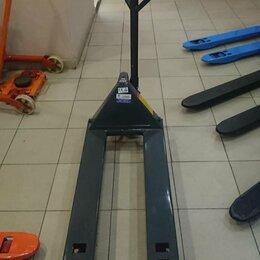 Грузоподъемное оборудование - Гидравлическая тележка Helper GP20 (рохля), 0