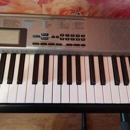 Клавишные инструменты - Продам синтезатор  Кассио, 0