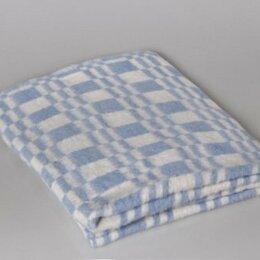 Одеяла - Одеяло байковое взрослое (клетка) 140*205 см 420 гр./м.кв., 0