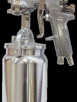 Аэрографы, краскопульты, текстурные пистолеты - Краскораспылитель FUBAG BASIC S1000/1.8 HP 110105, 0