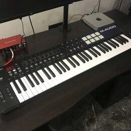 Клавишные инструменты - Midi клавиатура M-Audio Oxygen 61 Mk IV, 0