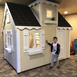 Игровые домики и палатки - Детский домик для дачи, 0