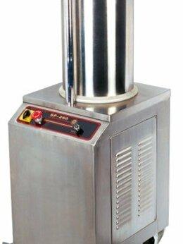 Прочее оборудование - Гидравлический колбасный шприц hakka SF-350, 0