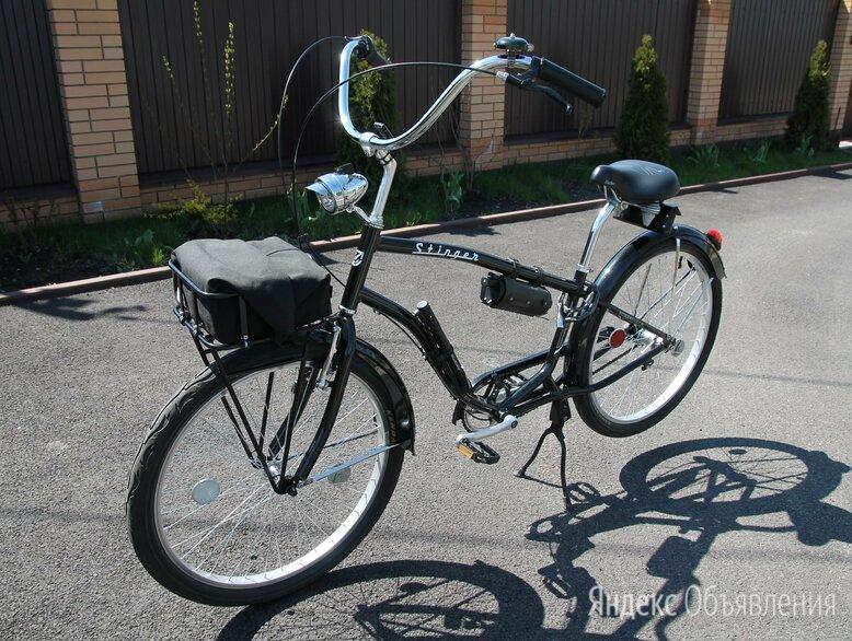 Велосипед STINGER CRUISER NEXUS по цене 34590₽ - Велосипеды, фото 0
