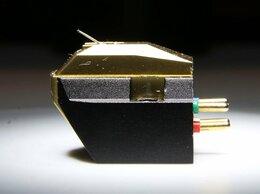 Аксессуары для проигрывателей виниловых дисков -  Головка звукоснимателя (картридж)…, 0