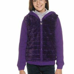 Толстовки -  Трикотажная куртка-толстовка Пеликан, 0