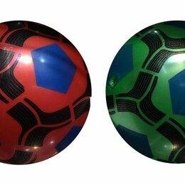 Мячи - 1toy мяч ПВХ 15 см 35 г в ассорт. в сетке, 0