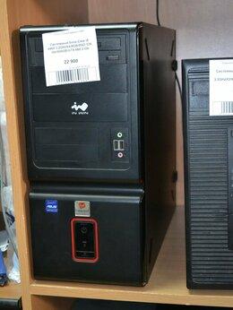 Настольные компьютеры - Системный блок i5-4460/8GB/SSD128/GTX660, 0