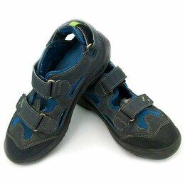 Туфли и мокасины - Летние туфли для мальчика фирмы «RICOSTA». Размер 33, 0