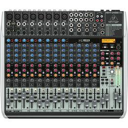 Микшерные пульты - Behringer XENYX QX2222USB Микшерный пульт с USB/аудио интерфейсом, 0