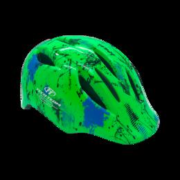 Спортивная защита - Шлем TechTeam Gravity 300 зеленый, 0