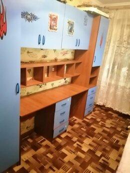 Шкафы, стенки, гарнитуры - Спальный гарнитур с двумя рабочими местами Шкафы, 0