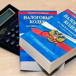 Финансы, бухгалтерия и юриспруденция - Сопровождение налоговых проверок, 0