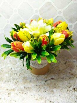 Цветы, букеты, композиции - Интерьерная композиция 43, 0