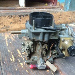 Двигатель и топливная система  - Карбюратор ВАЗ 21099 СОЛЕКС, 0