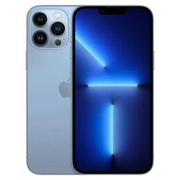 Мобильные телефоны - Смартфон Apple iPhone 13 Pro Max 128Gb A2644 (небесный голубой), 0