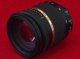 Объективы - Tamron SP AF 17-50mm f/2.8 Di II VC LD…, 0