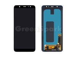 Дисплеи и тачскрины - Дисплей для Samsung A605F Galaxy A6 Plus (2018)…, 0