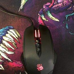 Мыши - Мышь a4tech bloody v8m black, 0