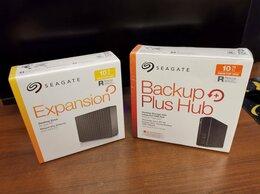 Внешние жесткие диски и SSD - 10TB Seagate Backup +HUB и Expansion (Новые), 0