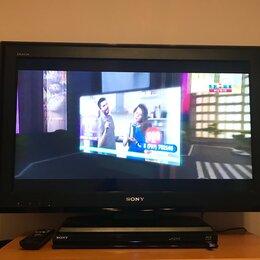 Телевизоры - Телевизор   Сони SONY KLV-32S550A, 32 с подставкой, 0