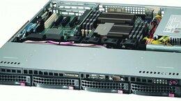 Серверы - Сервер Supermicro 813M-3, 0