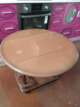 Столы и столики - Журнальный столик трансформер, 0