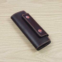 Брелоки и ключницы - Ключница из натуральной кожи, 0
