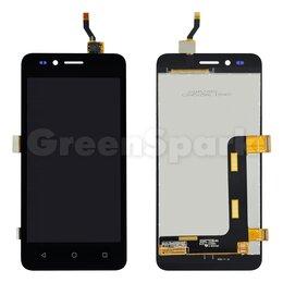Дисплеи и тачскрины - Дисплей для Huawei Y3 II 3G (LUA-U22/LUA-U03/LUA-U23) + тачскрин (черный), 0