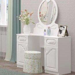 Тумбы - Туалетный столик Гармония с зеркалом, 0
