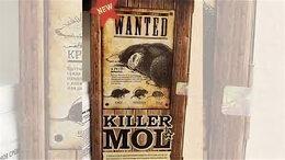 Отпугиватели и ловушки для птиц и грызунов - Killer Mol средство приманка отрава для…, 0